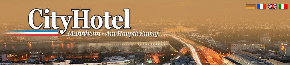 City Hotel Mannheim - Rezeption